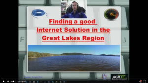 A discussion on the current situation of Internet infrastructure within the Great Lakes Region and what new infrastructure should be available with NBN.
